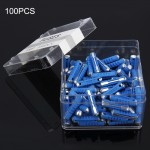 100 PCS 25A Car Auto Fuse European Automotive Fuse