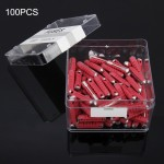 100 PCS 16A Car Auto Fuse European Automotive Fuse