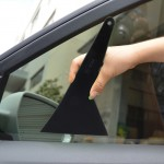 Window Film Handle Squeegee Tint Tool For Car Home Office, Medium Size(Black)