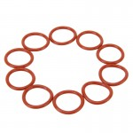 10 PCS Motorcycle Rubber Engine Camshaft Ring for CG125