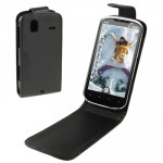 High Quality Leather Case for HTC Amaze 4G / G22