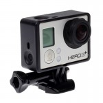 Standard Protective Frame Mount Housing with Assorted Mounting Hardware for GoPro Hero4 / 3+ / 3