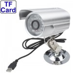 Digital Video Recorder Camera with TF Card Slot, Support Sound Recording / Night Vision / Motion Detection Function, Shooting Di