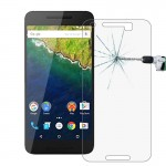 For Google Nexus 6P 0.26mm 9H+ Surface Hardness 2.5D Explosion-proof Tempered Glass Screen Film