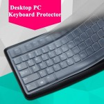 Silicone Keyboard Skin Cover for Desktop PC