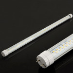 Tube LED blanc T8 9W 112 3528 SMD léger, Longueur: 60cm - Wewoo