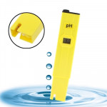 Pocket-sized PH Meter with ATC(Yellow)