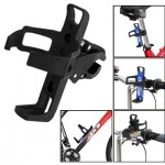 Universal Plastic Portable Drinking Cup Water Bottle Cage Holder Bottle Carrier Bracket Stand for Bike