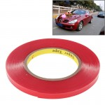 Universal Transparent Double Sided Adhesive Tape, Width: 1cm, Length: 10m