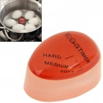 Color Changing Kitchen Gadget Cook Perfect Egg Boil Eggs Timer