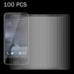100 PCS for HTC One A9 0.26mm 9H Surface Hardness 2.5D Explosion-proof Tempered Glass Screen Film