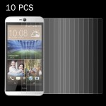 10 PCS for HTC Desire 826 0.26mm 9H Surface Hardness 2.5D Explosion-proof Tempered Glass Screen Film