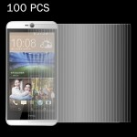 100 PCS for HTC Desire 826 0.26mm 9H Surface Hardness 2.5D Explosion-proof Tempered Glass Screen Film