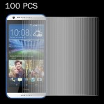 100 PSC for HTC Desire 620 0.26mm 9H Surface Hardness 2.5D Explosion-proof Tempered Glass Screen Film