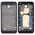 iPartsBuy for HTC Desire 610 Front Housing LCD Frame Bezel Plate(Grey)