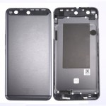 iPartsBuy for HTC One X9 Back Cover (Carbon Grey)