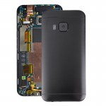 iPartsBuy for HTC One M9 Back Housing Cover(Black)