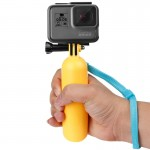 PULUZ Floating Handle Bobber Hand Grip with Strap for GoPro HERO5 /4 /3+ /3 /2 /1