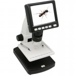 500X 5 Mega Pixels 3.5 inch LCD Standalone Digital Microscope with 8 LEDs, Support TF Card up to 32G (DMS-038M)