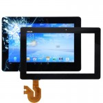 iPartsBuy Touch Screen Replacement for Asus Transformer Pad TF701 (5449N Version)(Black)
