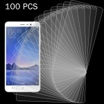 100 PCS Xiaomi Redmi Note 3 0.26mm 9H Surface Hardness 2.5D Explosion-proof Tempered Glass Screen Film