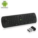 2.4GHz Wireless Air Mouse + Keyboard with USB Mini Receiver for PC / Smart TV / Laptop / Android TV Box