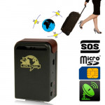 GSM / GPRS / GPS Portable Vehicle Tracking System, Global Smallest GPS Tracking Device, Support 4GB Micro SD Card Memory, Band: