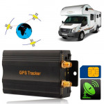 GSM / GPRS / GPS Vehicle Tracking System, Support TF Card Memory, Band: 850 / 900 / 1800 / 1900Mhz