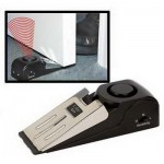 Door Stop Wedge Alarm for Home and Travel