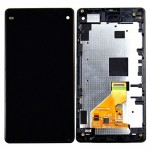 iPartsBuy LCD Display + Touch Screen Digitizer Assembly with Frame Replacement for Sony Xperia Z1 Compact(Black)