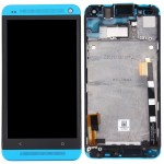iPartsBuy LCD Display + Touch Screen Digitizer Assembly with Frame Replacement for HTC One M7 / 801e(Blue)