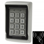Stainless Steel Stand-Alone Single Door Access Controller with Keypad, Support EM Card Reader (AK106)