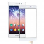 iPartsBuy Huawei Ascend P7 Touch Screen Digitizer Assembly (White)