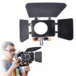Aputure V-Matte Box, Flexible light shaping