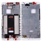 iPartsBuy Huawei Mate S Front Housing LCD Frame Bezel Plate(White)