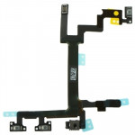 Pour iPhone 5 pièce détachée Switch Flex Cable Volume du bouton d'alimentation et Silent Switch Clavier - Wewoo
