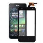 Touch Screen Digitizer Part for LG P990 / P999 / Optimus G2x(Black)