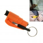 2 in 1 Key Chain with Rescue Tool(random Color)