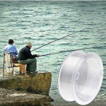 100m Extra Strong 0.8# 0.148mm 3.5kg Dedicated to the River Fishing Falcon Fishing Line (White)