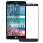 iPartsBuy for LG G Stylo / LS770 Front Screen Outer Glass Lens(Black)