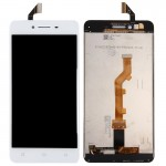 iPartsBuy OPPO A37 LCD Screen + Touch Screen Digitizer Assembly(White)