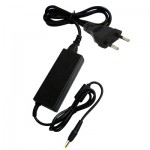 EU Plug AC Adapter 19V 4.74A 90W for Samsung Notebook, Output Tips: 5.0 x 1.0mm(Black)