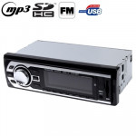 4 x 50W LCD Car Audio MP3 Player with Remote Control, FM Radio Function, Support SD / USB Flash Disk, DC 12V