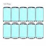 10 PCS iPartsBuy Front Housing Panel Adhesive Sticker Replacement for Samsung Galaxy SIII mini / i8190