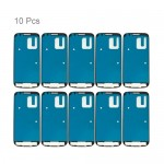 10 PCS iPartsBuy Front Housing Panel Adhesive Sticker Replacement for Samsung Galaxy SIV mini / i9190 / i9195
