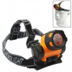 High Power Headlamp for Outdoor Activities (Orange)