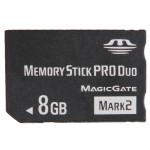 MARK2 8GB High Speed Memory Stick Pro Duo (100% Real Capacity)
