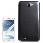 For Samsung Galaxy Note II / N7100 Original Plastic Back Cover with NFC (Dark Grey)
