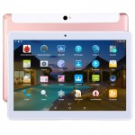 Tablette Tactile or rose 4G, Appel, 10 pouces, 2 Go + 32 Go, Android 5.1 MTK6592 Octa Core 1.3GHz, double SIM, GPS, OTG, avec...