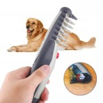 Pour Animal de compagnie Électrique Toilettage Peigne Cut Tangles Outil Scissor Trimmer Knot Out Ultimate Pet - Wewoo